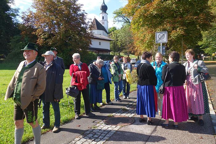 Vereinsausflug nach Mattsee