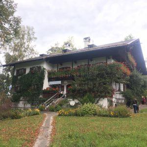 Wohnhaus von Ludwig Thoma